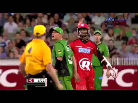 The top 5 Big Bash League  moments of all time
