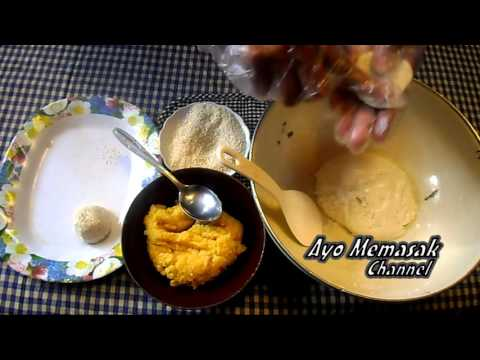 Resep Cara Membuat Onde-Onde Isi Kacang Hijau