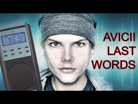 Contacting the ghost of Tim Bergling AKA Avicii (ONE LAST TIME)
