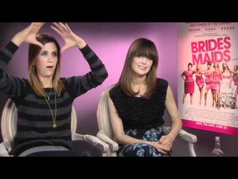 Kristen Wiig And Rose Byrne Interview -- Bridesmaids | Empire Magazine