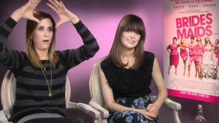 Kristen Wiig And Rose Byrne Interview -- Bridesmaids | Empire Magazine