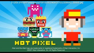 PPSSPP : Hot Pixel PSP - Gameplay/ Playthrough