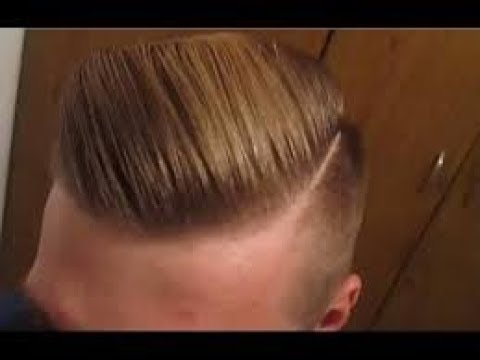 The Best Pompadour Haircut Mens Marco Reus Youtube