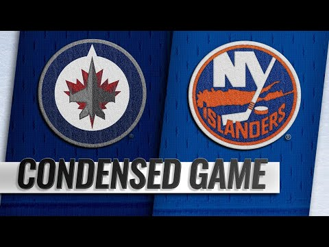 12/04/18 Condensed Game: Jets @ Islanders