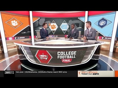 [FULL] ESPN College Football Final | Reaction To Week 10: Georgia Def. Florida & Oregon Def. USC