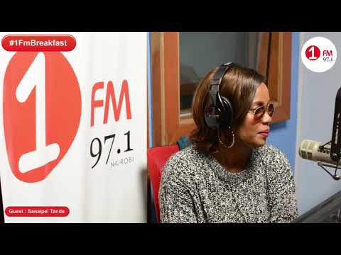 Sanaipei Tande On Music Cartels In Kenya + More On #1FMBreakfast Hosted By DNG