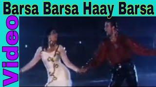 Barsa Barsa Haay Barsa || Anuradha Paudwal, Md. Aziz || Adharm || Anita Raaj, Sanjay Dutt