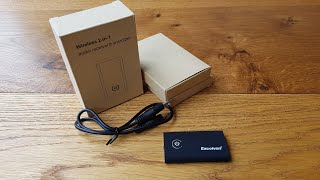 Excelvan B9 2-in-1 Bluetooth Wireless Receiver Transmitter Audio Adapter [Hands on Review and Test]