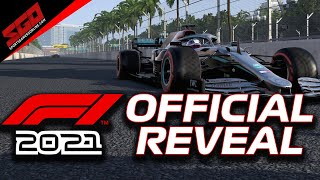 F1 2021 Game Official Reveal - Two Player Career Mode, Braking Point Story Mode, and More!