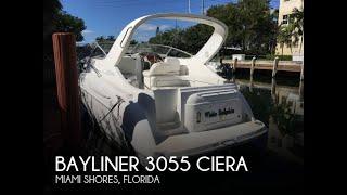 Used 2000 Bayliner 3055 Ciera for sale in Miami Shores, Florida