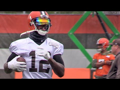 Josh Gordon readies for first Browns game in years