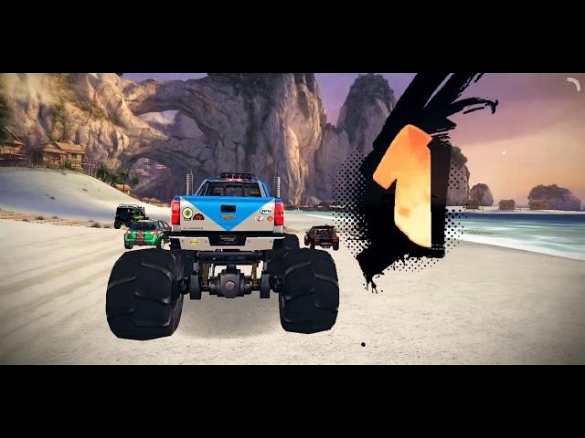 Asphalt Xtreme X-treme gameplay