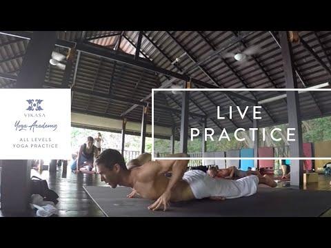 Vikasa Yoga Complete Asana 5 | Vikasa Live Session