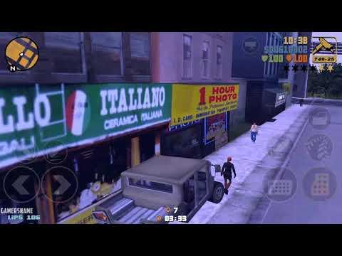 GTA 3 (Mobile) Mission #51 - Espresso-2-go!