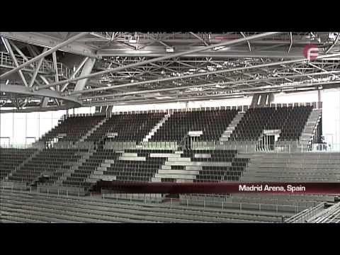 Automatic seating System All Figueras International Seating  2014