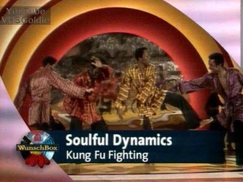 Soulful Dynamics  Kung Fu Fighting  1970s