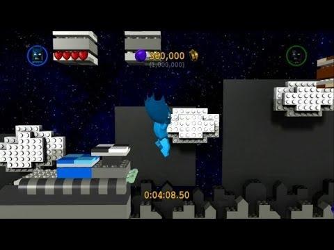 LEGO Batman: The Videogame - Bonus Mission #1 - Wayne Manor 1,000,000 Stud Challenge