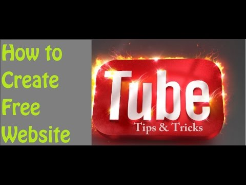 How To Create Free Website Urdu Hindi Muft Website Kaise Banate Hain