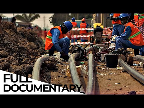 The Chinese Companies Behind Water Supply in Africa | China/Africa Big Business | ENDEVR Documentary