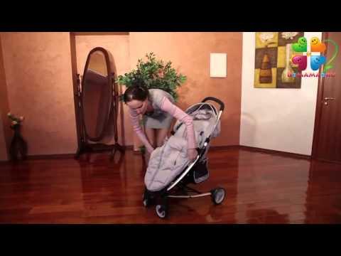 Детские коляски. Обзор и тест-драйв Jetem Tokyo