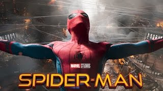 New Spider-Man:Homecoming Trailer This Week!