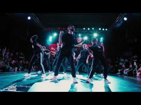 Juste Debout Nordic 2017 - Showcase - QUICKSTYLE - WINNERS