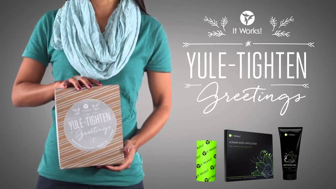 Merry Christmas from It Works! - YouTube