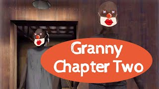 Granny Chapter Two Easy Mode (escape from grandpa and grandma)