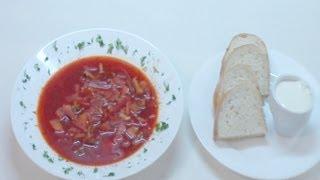 Борщ. Книга о вкусной и здоровой пище