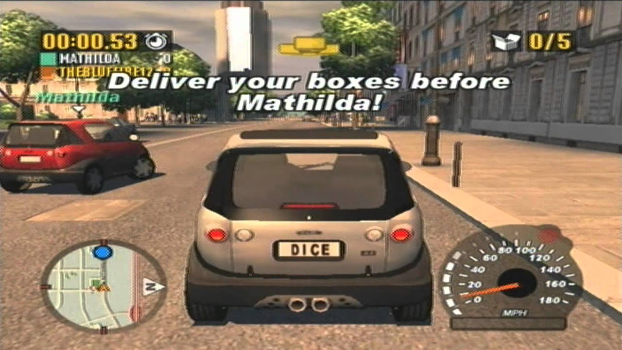 Midtown Madness 3 Game - Free Download Full Version For PC