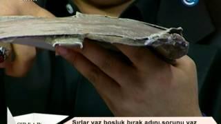 Esrarengiz Cisim Görenleri Şaşırtıyor