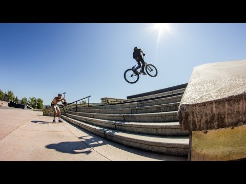 Freestyle MTB: Unexpected Thursday 47: Woodward East Trip | The Rise MTB Videos