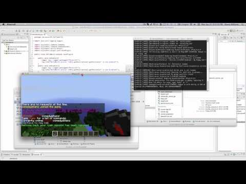 Bukkit Plugin Tutorial | Exporting the Plugin! | 0.5