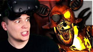 NAJCIĘŻSZA NOC! - Five Nights at Freddy's VR: Help Wanted #16 [DREADBEAR DLC]