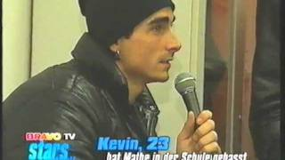 Backstreet Boys - Stars Aktuell 1996 - Visiting school in Bielefeld