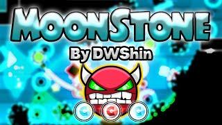 Geometry Dash [2.0] (Demon) - Moonstone by DWShin - GuitarHeroStyles