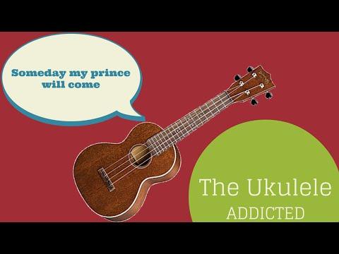 Ukulele Jazz - Someday my prince will come arr. Kiyoshi Kobayashi