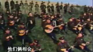 哦,黑麦[苏]  苏军红旗歌舞团演唱,领唱:叶甫根尼·别里亚耶夫
