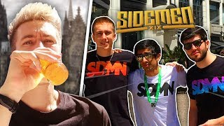 THE SIDEMEN TRAVEL THE WORLD!