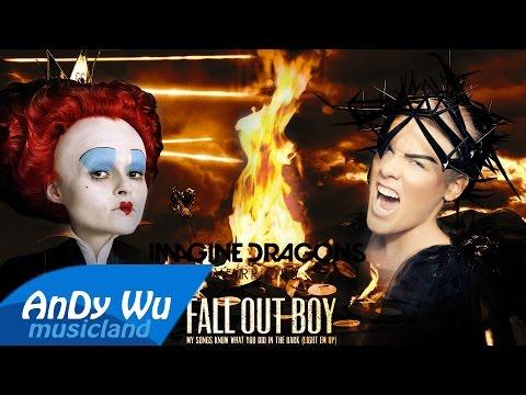 P!nk - Just Like Fire (Warriors Light Em Up) ft. Fall Out Boy, Imagine Dragons
