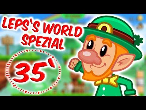 LEP'S WORLD 3 APP 🍀 Super Mario als Kobold 🍀 Pandido Gaming