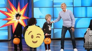 Ellen's Kid Costume Ideas