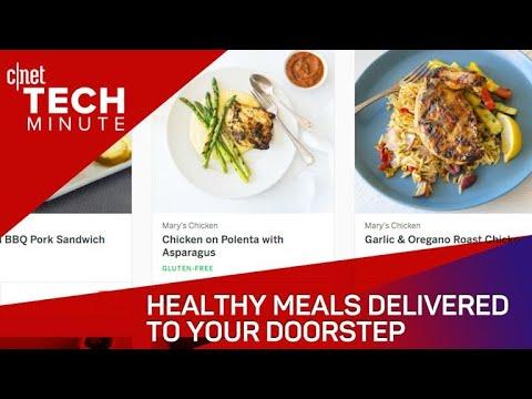Download Youtube: Healthy meals delivered to your doorstep