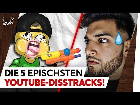 Die 5 EPISCHSTEN YouTube-Disstracks! | TOP 5