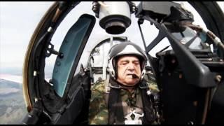 Кача 1973 г в Медведев Николай Лётчики бывшими не бывают