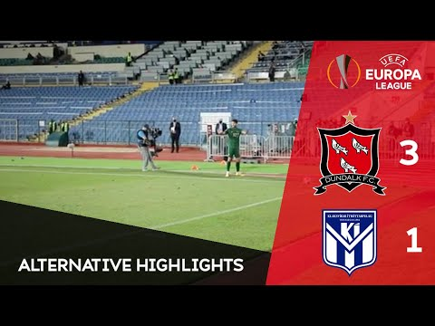 ALTERNATIVE HIGHLIGHTS | Dundalk 3-1 Ki Klaksvik | Dundalk are back in the Group stage!