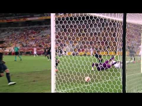 Australia 0 - 1 Korea Republic - AFC Asian Cup - 17.1.2015