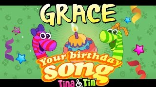 Tina&Tin Happy Birthday GRACE