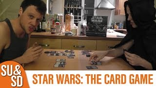 Star Wars: The Card Game - Shut Up & Sit Down Review thumbnail