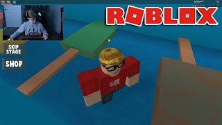 ICE CREAM PARLOR OBBY!!! Roblox